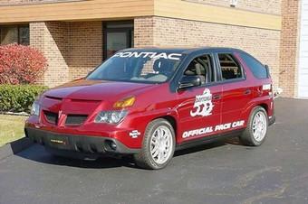 2001 Daytona 500 Astek