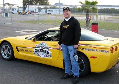 2004 Corvette - Daytona