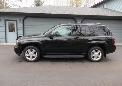 08 Trail Blazer LT (Black/black)