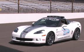 2012 Indy ZL1 Corvette Pace Car