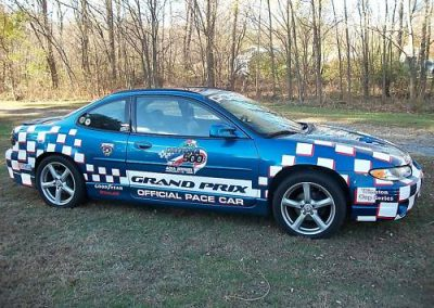 #1407 '98 Daytona Pace Car - Thanks Bruce