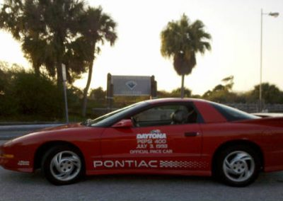 1993 Pepsi 400 Daytona Pace Car