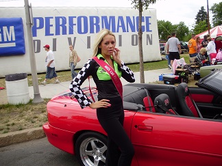 2008 Miss Car Craft - Chrissy