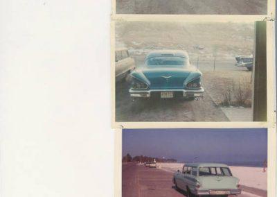 '58 Impala & 58 Delray Wagon - Key West - US Navy
