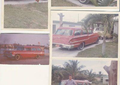 300hp - 4 speed - 'Little Red Wagon' - Key West - 1964