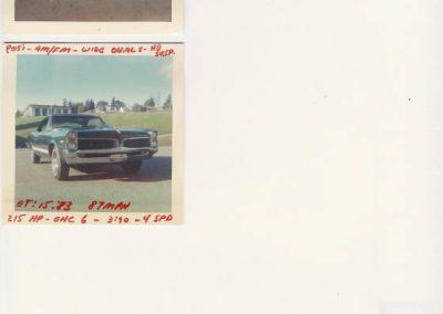 '67 OHC Sprint - Key West - 1967
