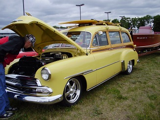 MIck's Woodie Wagon