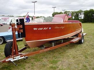 Mick's Boat