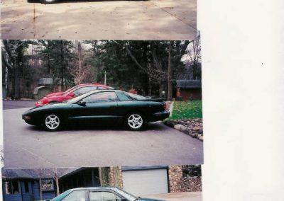 '95 Firebird & '95 Escort for Rick after wrecking '94 GTP
