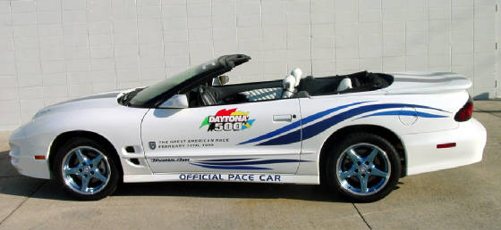 1999 Daytona 30th Anniversaty Trans Am