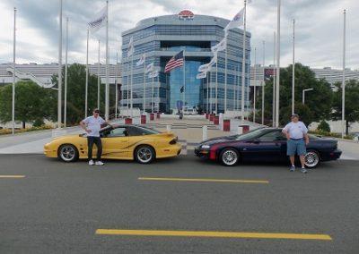 Charlotte Motor Speedway - CETA BB #4 & HRE #2000