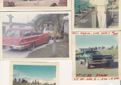 My buddy Clay & his '57 Ford - Key West