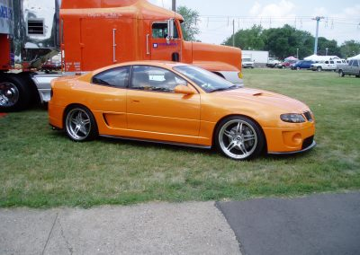 2004 GM GTO Concept Car  (I know!   Not a Pace Car but REAL cool!)
