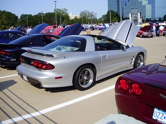 09 Land of Lakes Muscle Car Classic, Plymouth, MN