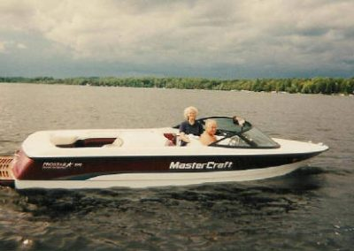 96 Master Craft - LT1 Corvette engine