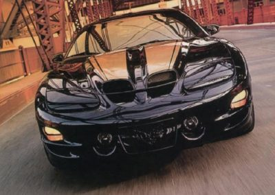 '98 Hurst TA