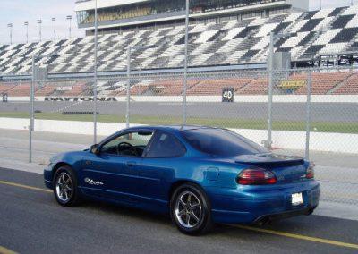 #033 at Daytona 2005