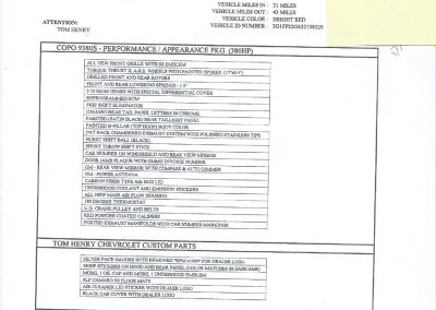 GMMG Invoice
