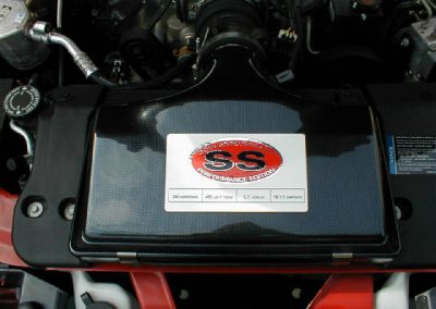 Air Box sticker before 2X6 upgrade