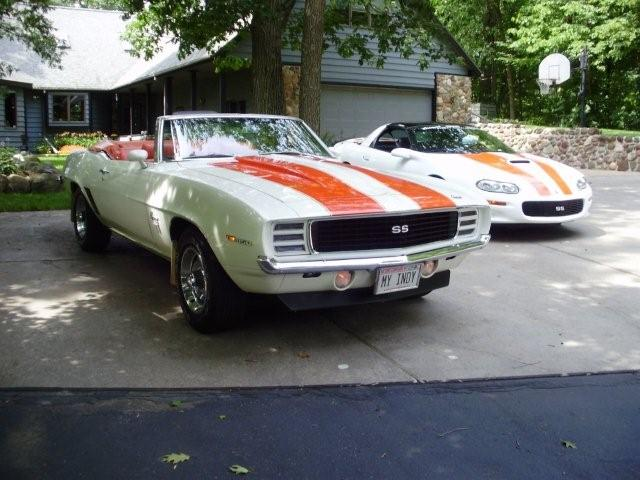'69 INDY PACE CAR